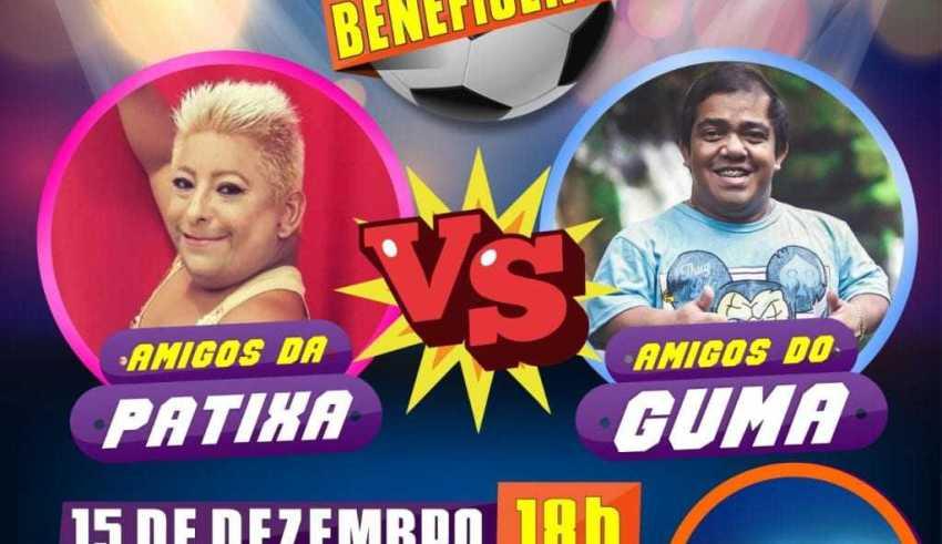 Amigos da Patixa vs Amigos do Guma