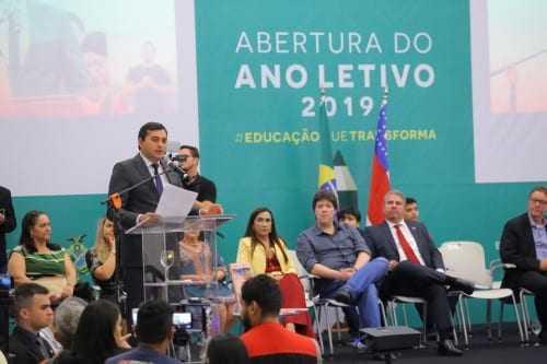 Seduc já iniciou diálogo com representantes dos sindicatos dos servidores da educação. / Foto: Diego Peres/Secom