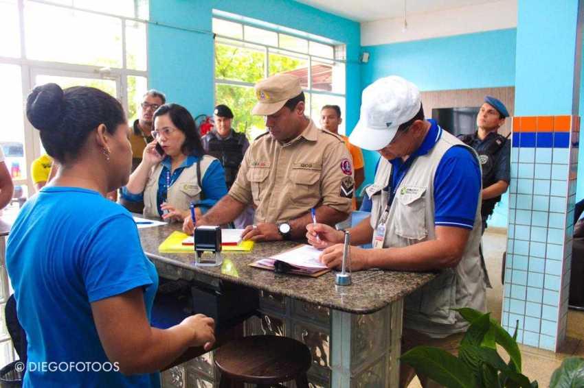 VISTORIA RIO PRETO DA EVA / FOTO: Divulgação/Amazonastur