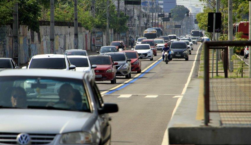 As vias serão liberadas após a dispersão do público, no final do evento esportivo. / Foto: Altemar Alcantara/Semcom