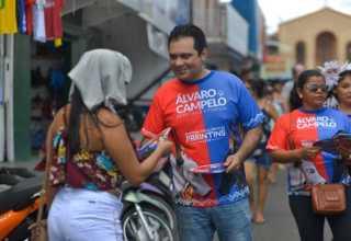 Comissão da Criança e Adolescente realiza ação de combate à exploração sexual e trabalho infantil em Parintins / Foto : Divulgação