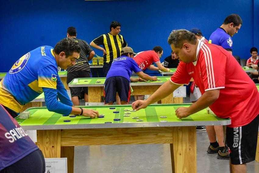 Shopping Ponta Negra recebe Copa América de Futebol de Mesa no próximo sábado / Foto : Divulgação