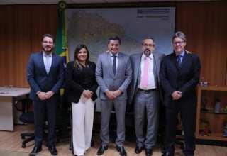 Joana Darc busca apoio em Brasília para criação da Primeira Clínica Pública Veterinária no Amazonas / Foto : Divulgação