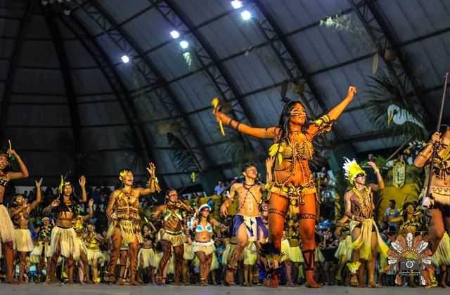 Festival Cultural das Tribos Indígenas do Alto Rio Negro
