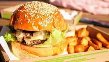 Burger Artesanal / Foto : Unplash
