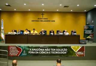 Fomento à CT&I no Amazonas é apresentado em audiência pública / Foto : Érico Xavier