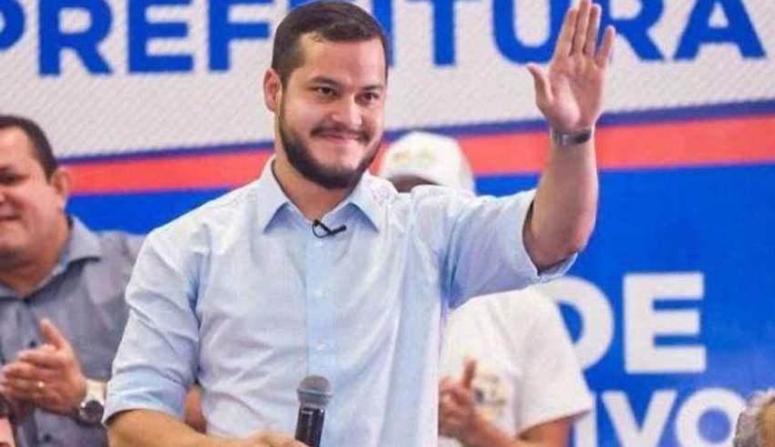 dail Filho consegue licença da Prefeitura de Coari e ainda se livra de CPIAdail Filho é acusado de desviar aproximadamente R$ 100 milhões (Foto: Divulgação)