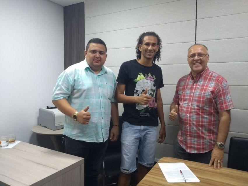 Hamilton Manaus FC / Fotos: Manaus/Divulgação