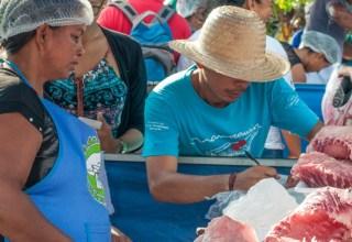 projeto que assegura preço mínimo para pirarucu manejado/ Foto ; Divulgação