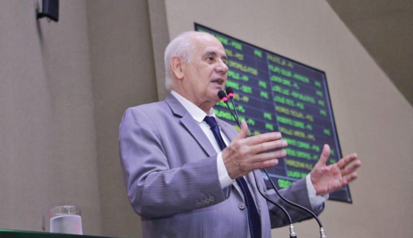 Deputado Serafim Corrêa / Foto : Marcelo Araújo