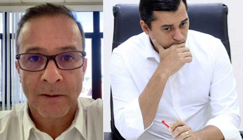 """""""Se mude para dentro da SUSAM"""" sugere Chico Preto ao governador Wilson Lima"""