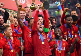 Fotos: Final do Mundial de Clubes 2019: Liverpool x Flamengo