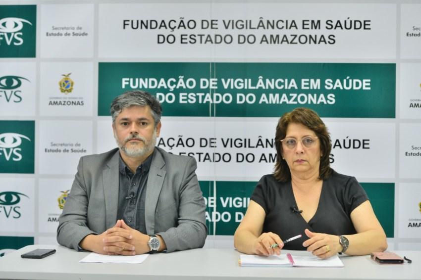 Agora já são 11 casos do novo coronavírus confirmados no Estado do Amazonas!