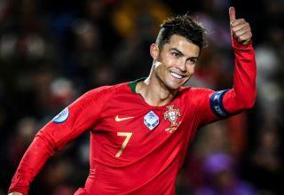 Cristiano Ronaldo / Divulgação