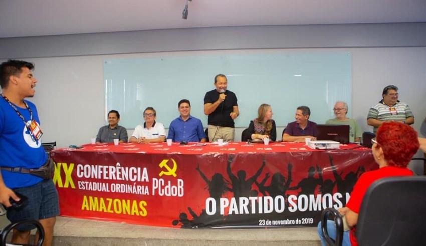 Comodismo e furos estremecem campanha de Balieiro no PCdoB