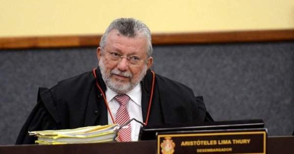 Desembargador Aristóteles Thury / Foto : Divulgação TJAM