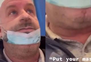 Conheça a máscara da discórdia! Vídeo foi removido do TikTok após 3,7 milhões de visualizações