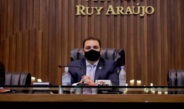 Deputado Roberto Cidade denuncia queimadas na capital e pede providências à Semmas / Foto: Evandro Seixas