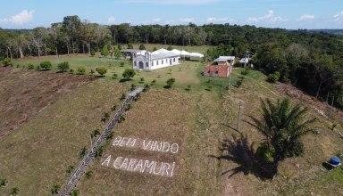 São Francisco do Caramuri / Foto : Divulgação
