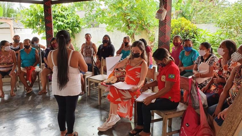 Associação Zagaia Amazônia / Foto : Divulgação