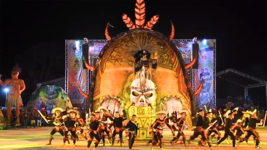 Fest Lenda Novo Aripuanã - Apurinã
