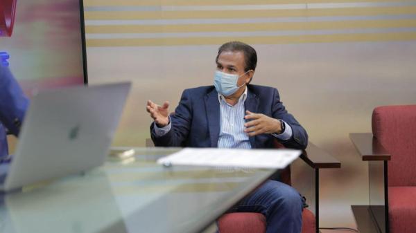 Secretário de Saúde faz alerta sobre nova variante da Covid-19 e reforçar importância da vacinação