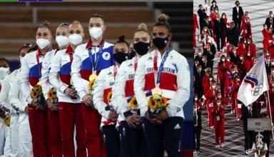 Você sabia que a Russia está banida dos Jogos Olímpicos de Tóquio, Jogos Paralímpicos e Copa do Mundo de 2022?