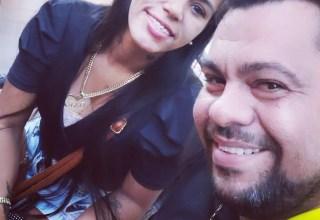 Renilson Reginaldo Santos, de 33 anos, matou a esposa Danieli Botelho Pedroso / Foto: Reprodução
