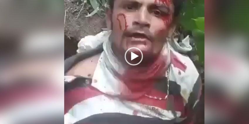 Vídeo: Antes de ser executado, homem entrega os bairros dominados pela CDN!