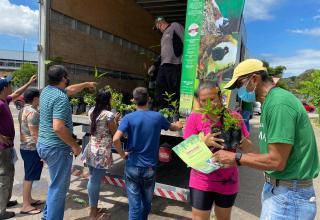 Campos Sales receberá caminhão da Semmas nesta quinta (14) no programa Manaus Mais Verde