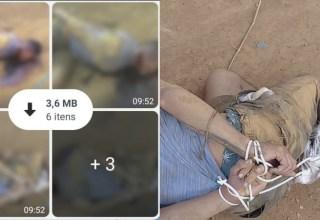 Mecânico venezuelano de 20 anos é encontrado executado em Ramal no Cacau Pirêra