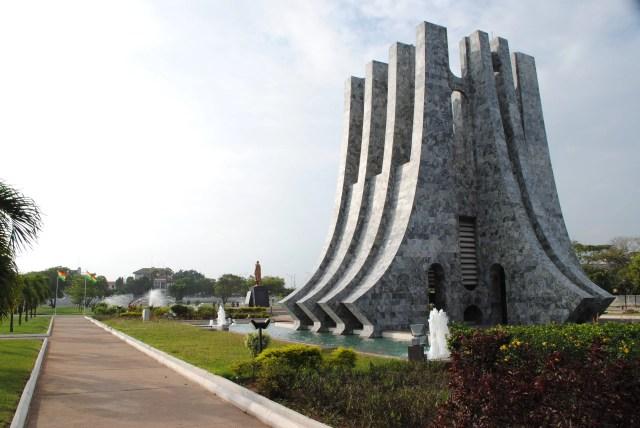 Kwame Nkrumah Memorial Park and Mausoleum | © Slkhan / Flickr