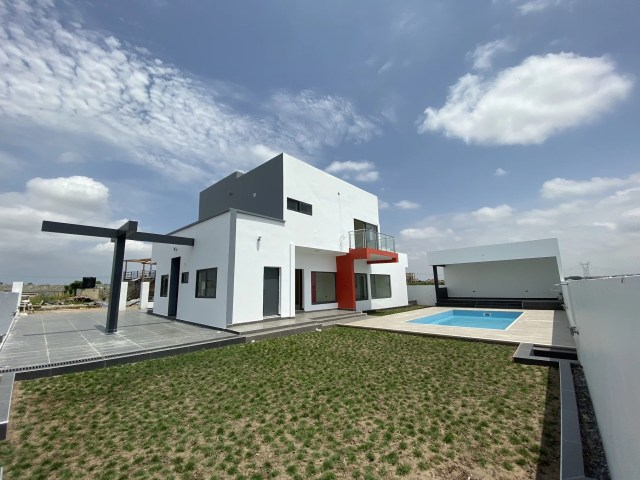 Montgomery Residences detached estate house in Accra