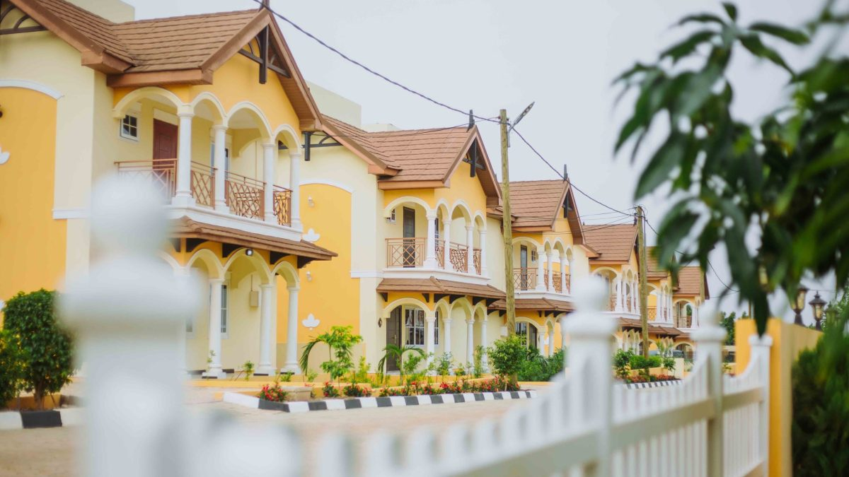 Ghana Dey Bee – Check Out These Beautiful Houses in Ghana