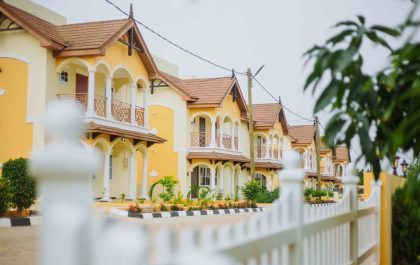 Paradise Estate East Legon Hills