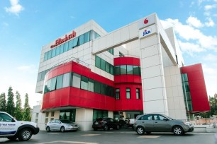 the elizabeth office space located near Shangrila at Airport residential area developed by goldkey properties