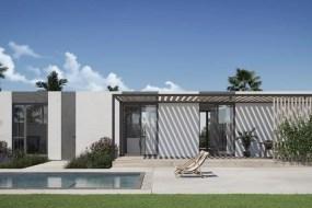 Palari California 3D-printed Homes