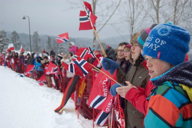 Holmenkollen World Cup Nordic Skiing | No Apathy Allowed