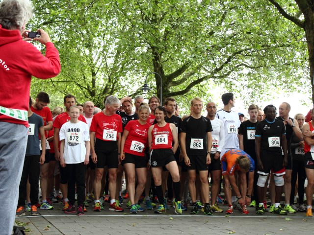 Staffellauf Bremen Start
