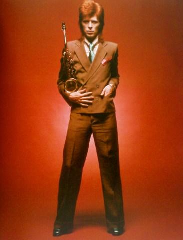 David Bowie Suit