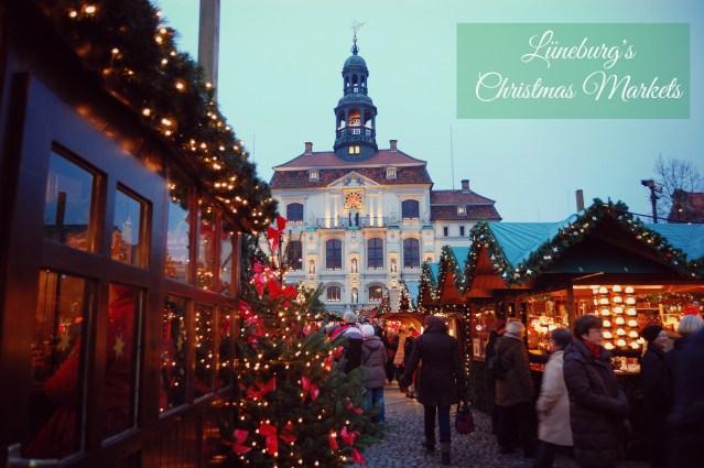 Lüneburg's Christmas Markets | No Apathy Allowed