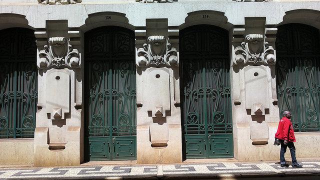 Lisbon doors | No Apathy Allowed