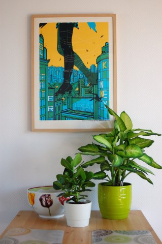 Urban Jungle Bloggers: Plants & Art | No Apathy Allowed