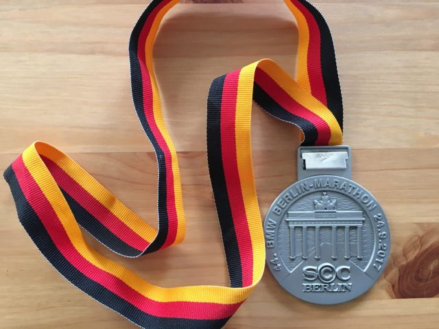 Race Report | Berlin Marathon 2017 | No Apathy Allowed