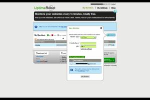 Free Website Uptime Monitoring - Uptime Robot