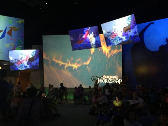 California Adventure Rides for Toddlers