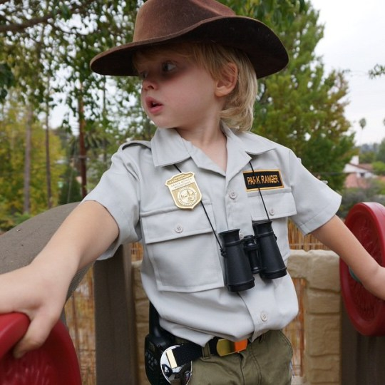 National Park jr Ranger Program