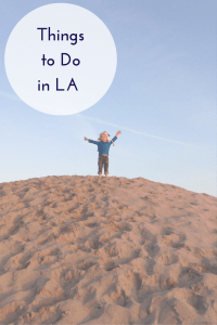 Things to Do in LA over Winter Break