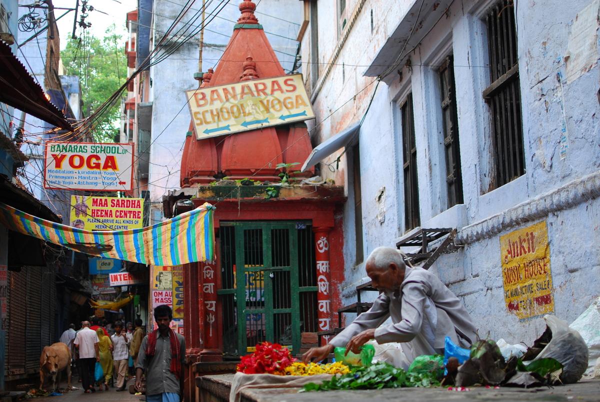 Travel Memories: Varanasi
