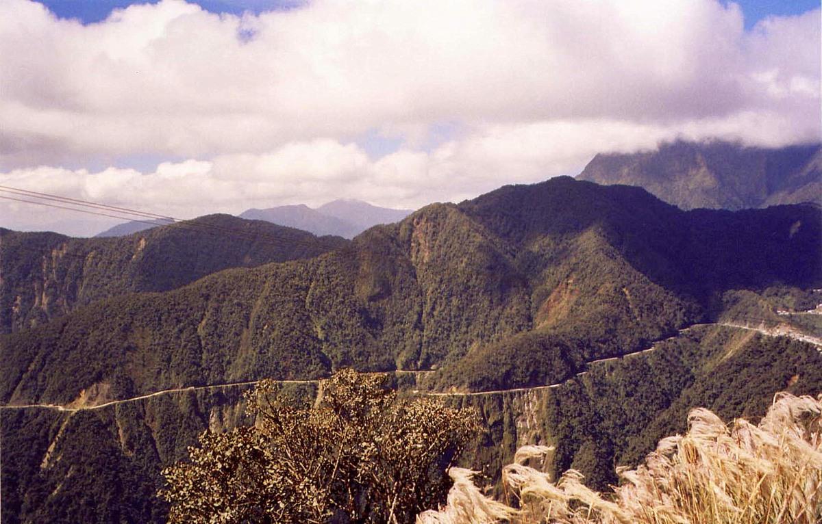 Travel Memories: World's Most Dangerous Road